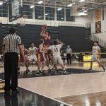 Boys Varsity Basketball falls to Ocean View 50 – 47