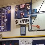 Girls Varsity Basketball falls to Santa Clara 61 – 32
