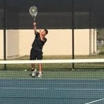 Boys Junior Varsity Tennis falls to Katella 12 – 6