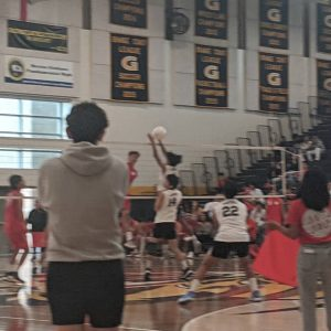Boys Volleyball photos vs SAHS 3/5/20