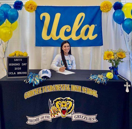 Savannah Pola – Signing Day Softball Superstar Becomes A BRUIN!!!