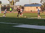 Boys Varsity Soccer falls to Santa Ana Valley 3 – 0