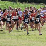 Lady Raiders XC Dominates 5A Section Tournament; Boys Finish Second
