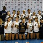 Lady Raiders are AHSAA 5A State Volleyball Champions!