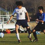 Randolph School Boys Junior Varsity Soccer beat Florence High School 1-0