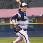 Randolph School Varsity Baseball beat Douglas High School 8-7