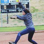 Randolph School Varsity Softball beat Catholic High School 11-1