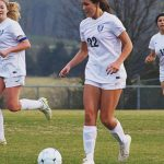Randolph School Girls Varsity Soccer falls to Homewood High School 0-3