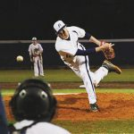 Randolph School Varsity Baseball beat Ardmore High School 5-4
