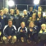 Raiders JV Softball take 2nd in DAR Tournament!