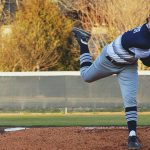 Randolph School Varsity Baseball beat New Hope High School 5-1