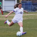 Randolph School Girls Varsity Soccer ties Cullman High School 0-0