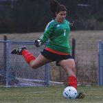 Randolph School Girls Varsity Soccer lose to Fort Payne High School 0-2