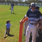 Randolph School Varsity Baseball beat Boaz High School 5-0