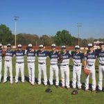 Randolph School Varsity Baseball falls to Normal West, IL 15-10