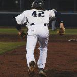 Randolph School Varsity Baseball beat Hazel Green High School 7-5