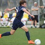 Randolph School Boys Junior Varsity Soccer beat Huntsville High School 1-0