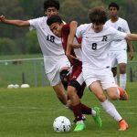 Randolph School Boys Varsity Soccer ties Guntersville High School 1-1