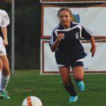 Randolph School Girls Junior Varsity Soccer falls to Grissom 4-0