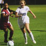 Randolph School Girls Varsity Soccer beat West Morgan High School 2-1