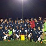 Randolph School Boys Varsity Soccer beat Madison County High School 11-1