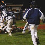 Randolph School Varsity Baseball beat Madison County High School 10-9