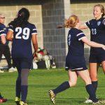 Randolph School Girls Varsity Soccer beat Madison County High School 6-5
