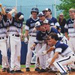 Randolph School Varsity Baseball beat Madison County High School 16-8
