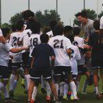 Randolph School Boys Varsity Soccer beat Priceville High School 10-0