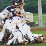 Randolph School Varsity Baseball beat Madison County High School 2-1