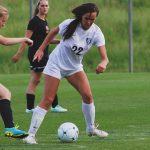 Randolph School Girls Varsity Soccer beat Madison County High School 4-0