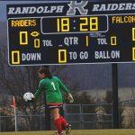 Randolph announces new head coach