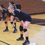 Volleyball season underway