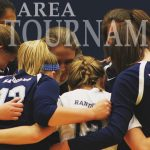 Volleyball Area Tournament tonight!