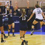 Randolph School Girls Varsity Volleyball beat Cordova High School 3-0