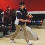Randolph School Boys Varsity Bowling falls to Sparkman High School 1004-807