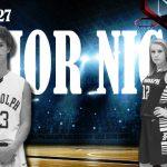 Raider Basketball Seniors wrapping up their season