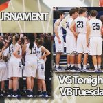 Area Tournament Starts tonight!