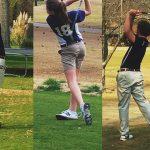 Randolph Boys Varsity Golf beat Madison County High School 200-217