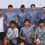 Varsity Boys Tennis Improves to 4-1 on the Season
