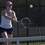 Girls Varsity Tennis beat Pope John Paul II High School 9-0