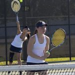 Girls Varsity Tennis Team Sweeps Sectional Tournament