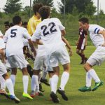 Boys Varsity Soccer beat Guntersville High School 1-0 – Round 1 Of Playoffs