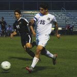 Boys Varsity Soccer beat Russellville 1-0