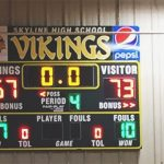 Randolph School Boys Varsity Basketball beat Skyline High School 73-67