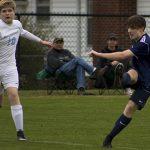 Boys Junior Varsity Soccer beats James Clemens