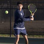 Boys Varsity Tennis beats Scottsboro