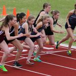 Huntsville Private School Track Meet