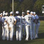 Varsity Baseball beats Madison Academy – Senior Night