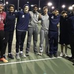 Randolph Boys and Girls Tennis win their Section